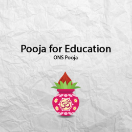 Pooja for Education