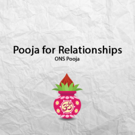 Pooja for Relationships